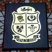 British-Lions-Rugby-Union-Solid-Brass-Plaque-on-Solid-Oak-Mount-4