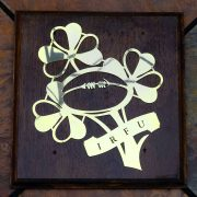 Ireland-Rugby-Union-Solid-Brass-Plaque-on-Solid-Oak-Mount-2