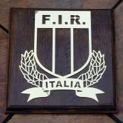Italy-Rugby-Union-Solid-Brass-Plaque-on-Solid-Oak-Mount-2