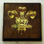 Wales-Rugby-Union-Solid-Brass-Plaque-on-Solid-Oak-Mount-5