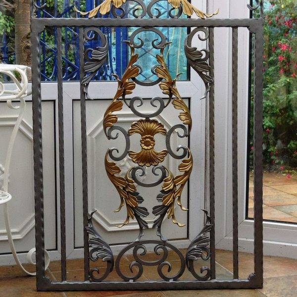 Wings Of Love Gate. Part Of A Collection