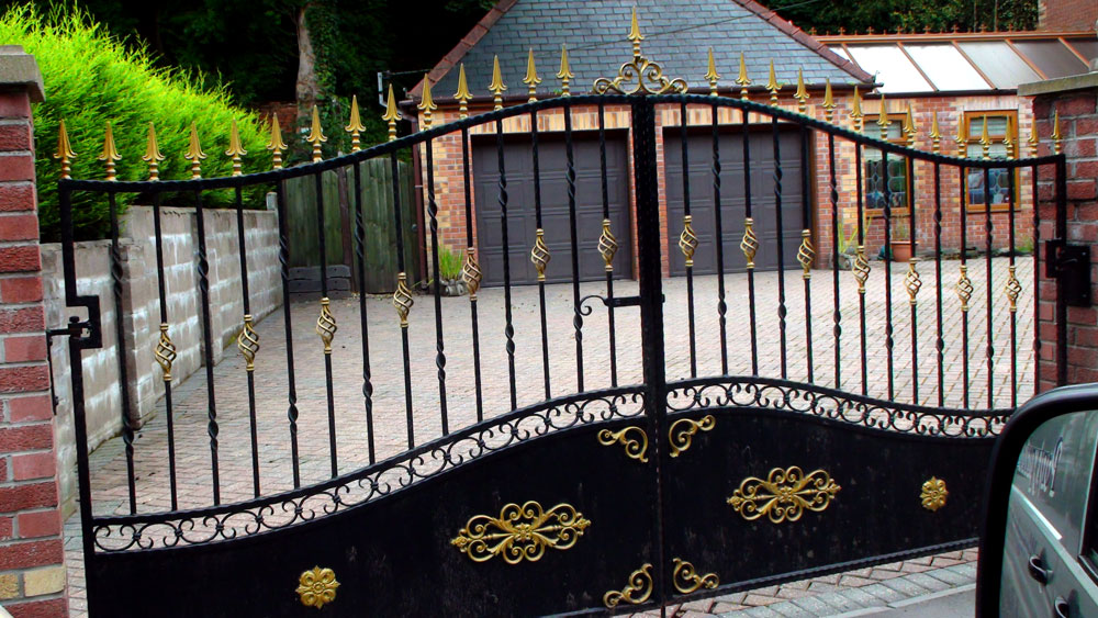 Drive And Electric Gates Pontypridd Wrought Iron Ltd