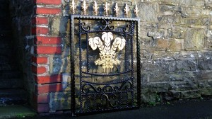 Single-gate-welsh-rugby-brass-iron-railings-Pontypridd-Wrought-Iron-2 1000px
